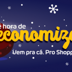 Confira os horários de Natal e final de ano do SHOPPING H